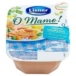 O Mamo! Sałatka hawajska z tuńczykiem i ananasem