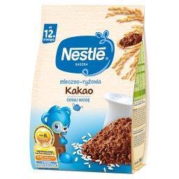 Kaszka mleczno-ryżowa kakao po 12. miesiącu