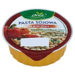 Pasta sojowa a'la paprykarz