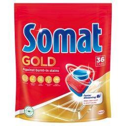Gold Tabletki do mycia naczyń w zmywarkach 691,2 g (...