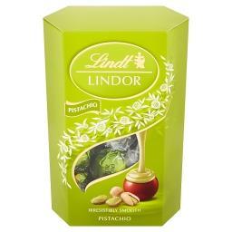 Lindor Praliny z czekolady mlecznej z pistacjowym na...