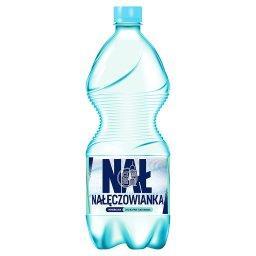 Naturalna woda mineralna delikatnie gazowana 1 l