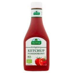 Ekologiczny ketchup pomidorowy