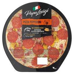 Pizza pepperoni 400 g