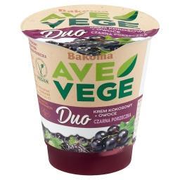 Ave Vege Duo Krem kokosowy + owoce czarna porzeczka ...