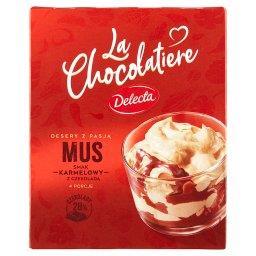 La Chocolatiere Mus smak karmelowy z czekoladą