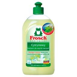 Ecological Cytrynowy balsam do mycia naczyń