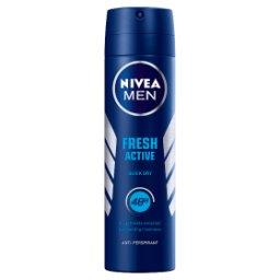 MEN Fresh Active Antyperspirant w aerozolu