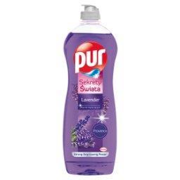 Sekrety Świata Lavender Płyn do mycia naczyń