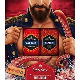 Captain Zestaw podarunkowy dla prawdziwego kapitana