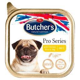 Pro Series Light Karma dla psów dorosłych pasztet z kurczakiem ryżem i warzywami