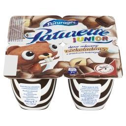 Paturette Junior Deser mleczny czekoladowy z orzecha...