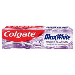 Max White Sparkle Diamonds Pasta do zębów