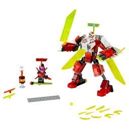 Ninjago Robot odrzutowiec Kaia 71707