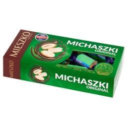Michaszki Original Cukierki z orzeszkami arachidowym...