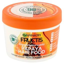 Fructis Papaya Hair Food Maska do włosów zniszczonyc...