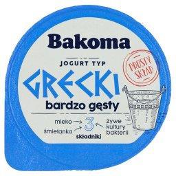 Jogurt naturalny typ grecki 180 g