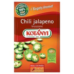 Chili jalapeno kruszone