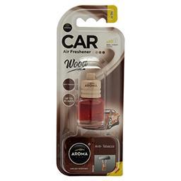 Samochodowy odświeżacz powietrza Wood Anti-Tobacco 6...