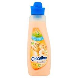 Orange Rush Płyn do płukania tkanin koncentrat 1 l (28 prań)