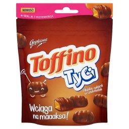 Toffino Tyci Miękkie cukierki w czekoladzie