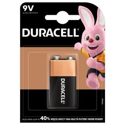 Alkaliczne baterie 9V
