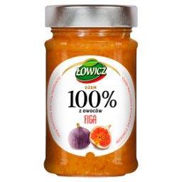 Dżem 100% z owoców figa