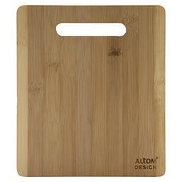 Deska bambusowa 21x25x1cm Organic