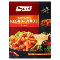 Przyprawa kebab-gyros pikantna