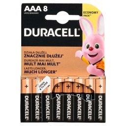 AAA 1,5 V/B Bateria alkaliczna 8 sztuk