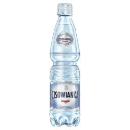 Naturalna woda mineralna gazowana niskosodowa