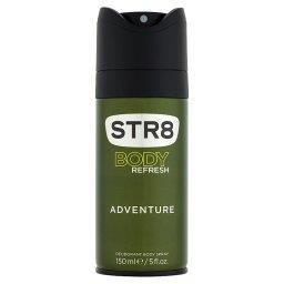Body Refresh Adventure Dezodorant w aerozolu
