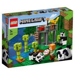 Minecraft Żłobek dla pand 21158