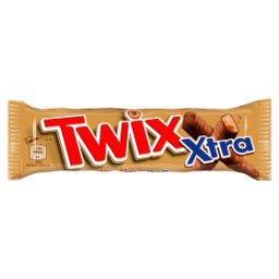 Xtra Baton z ciastkami i karmelem oblany czekoladą 7...