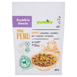 Bezglutenowe szybkie danie smak Peru