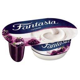 Fantasia Jogurt kremowy z jeżynami