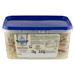 Marynarski bufet Matias z cebulką