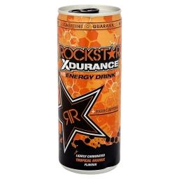 Xdurance Tropical Orange Gazowany napój energetyzujący