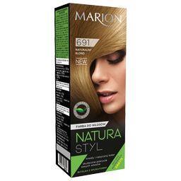 Farba do włosów Natura Styl, Naturalny blond 691