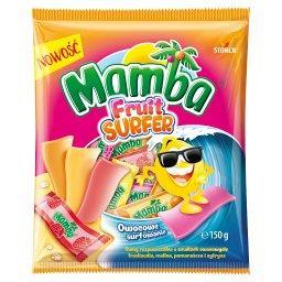 Fruit Surfer Gumy rozpuszczalne o smakach owocowych