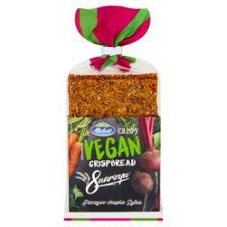 Crispy Vegan Pieczywo chrupkie żytnie 8 warzyw