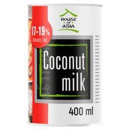 Mleczko kokosowe BIO 17-19%