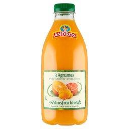 100 % sok z owoców cytrusowych 1 l