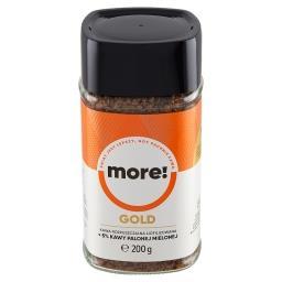 Gold Kawa rozpuszczalna liofilizowana +5% kawy palon...