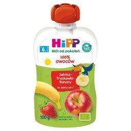 BIO Mus owocowy 100% owoców po 6. miesiącu jabłka-tr...
