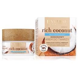 Rich Coconut Multi-nawilżający kokosowy krem do twar...