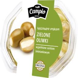 Zielone oliwki z serem 250g