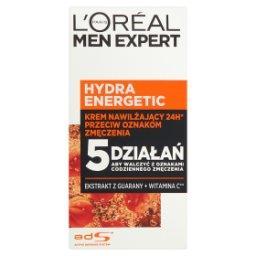 Men Expert Hydra Energetic Krem nawilżający przeciw ...