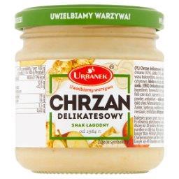 Chrzan delikatesowy smak łagodny