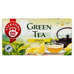 Green Tea Lemon Aromatyzowana herbata zielona 35 g (...